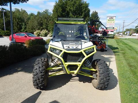 2018 Polaris Razor 1000 XP White Lightning in Concord, New Hampshire - Photo 2
