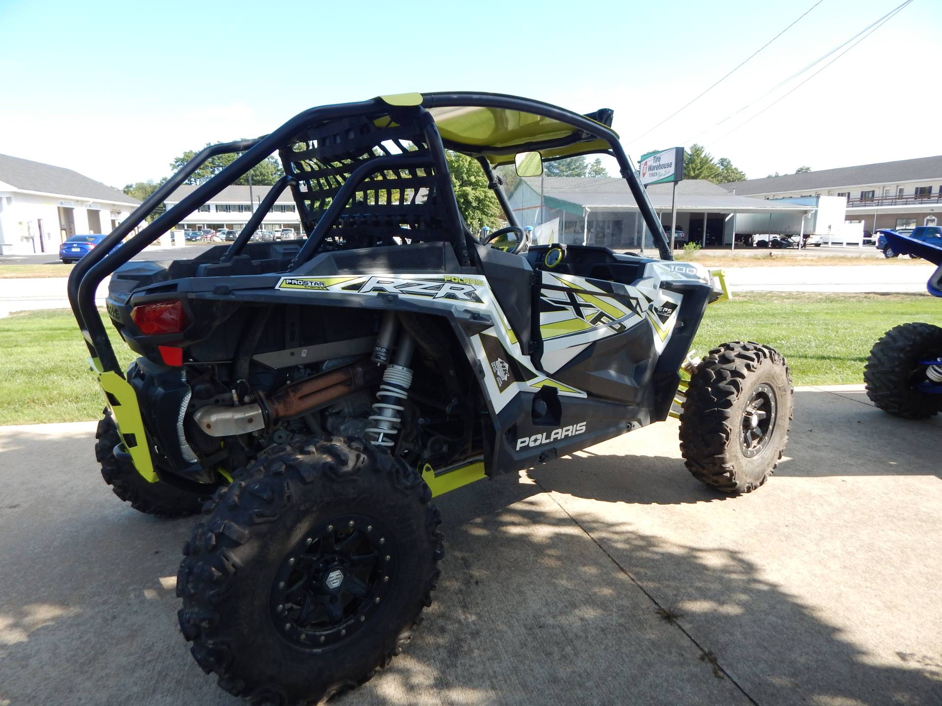 2018 Polaris Razor 1000 XP White Lightning in Concord, New Hampshire - Photo 4