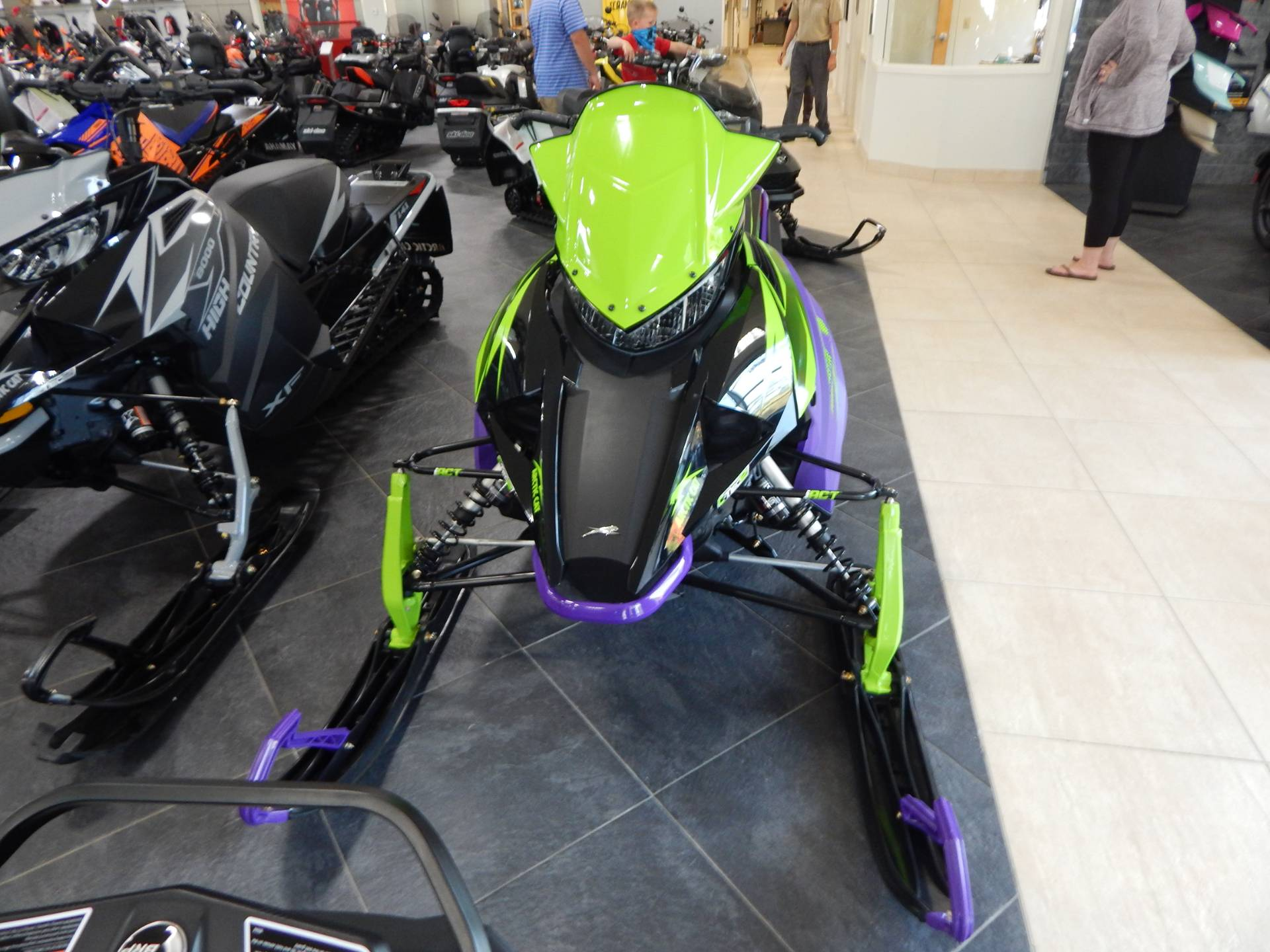 2019 Arctic Cat ZR 8000 Limited ES 137 iACT in Concord, New Hampshire - Photo 3