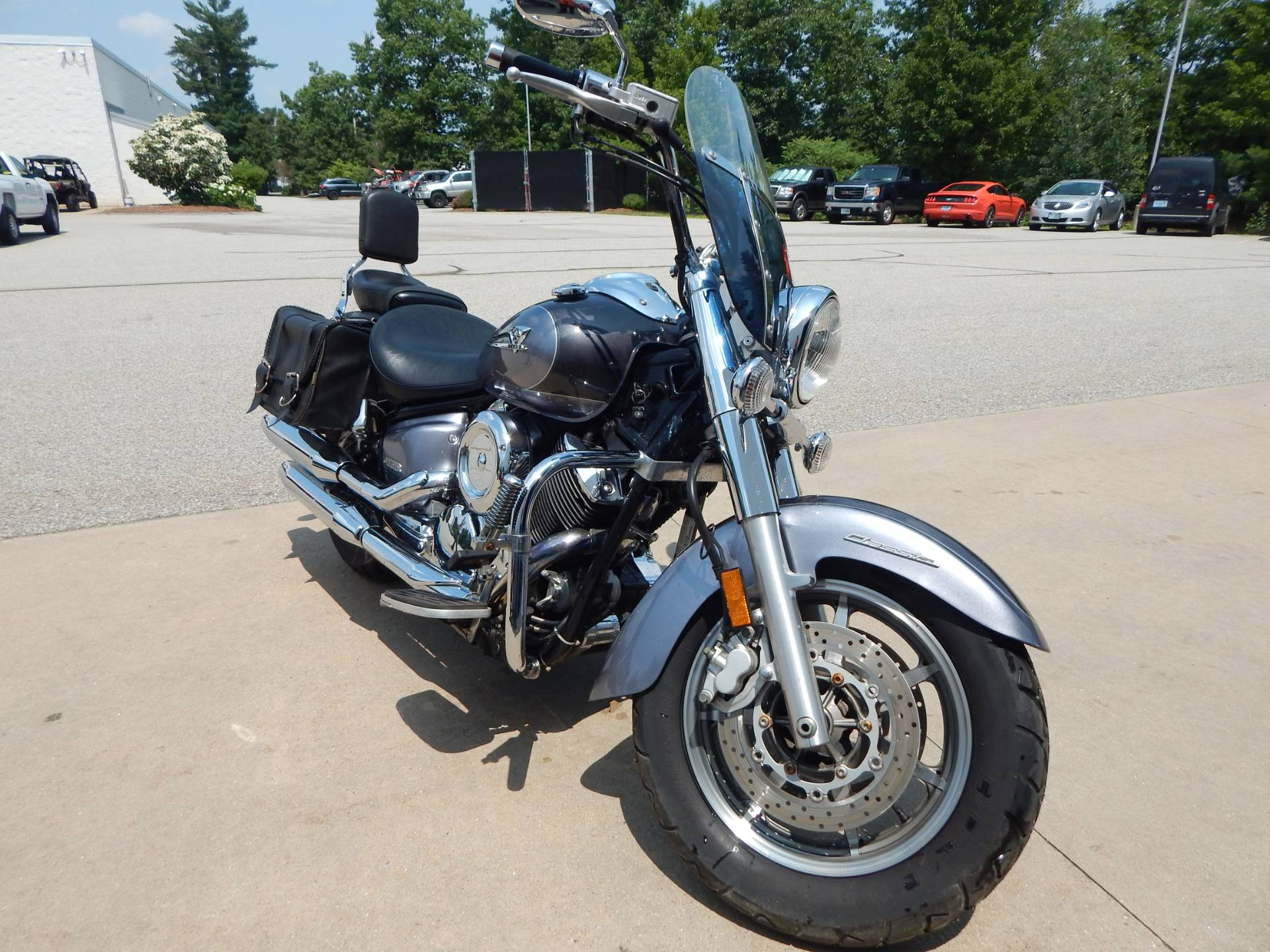 2006 Yamaha V Star® 1100 Classic in Concord, New Hampshire - Photo 1