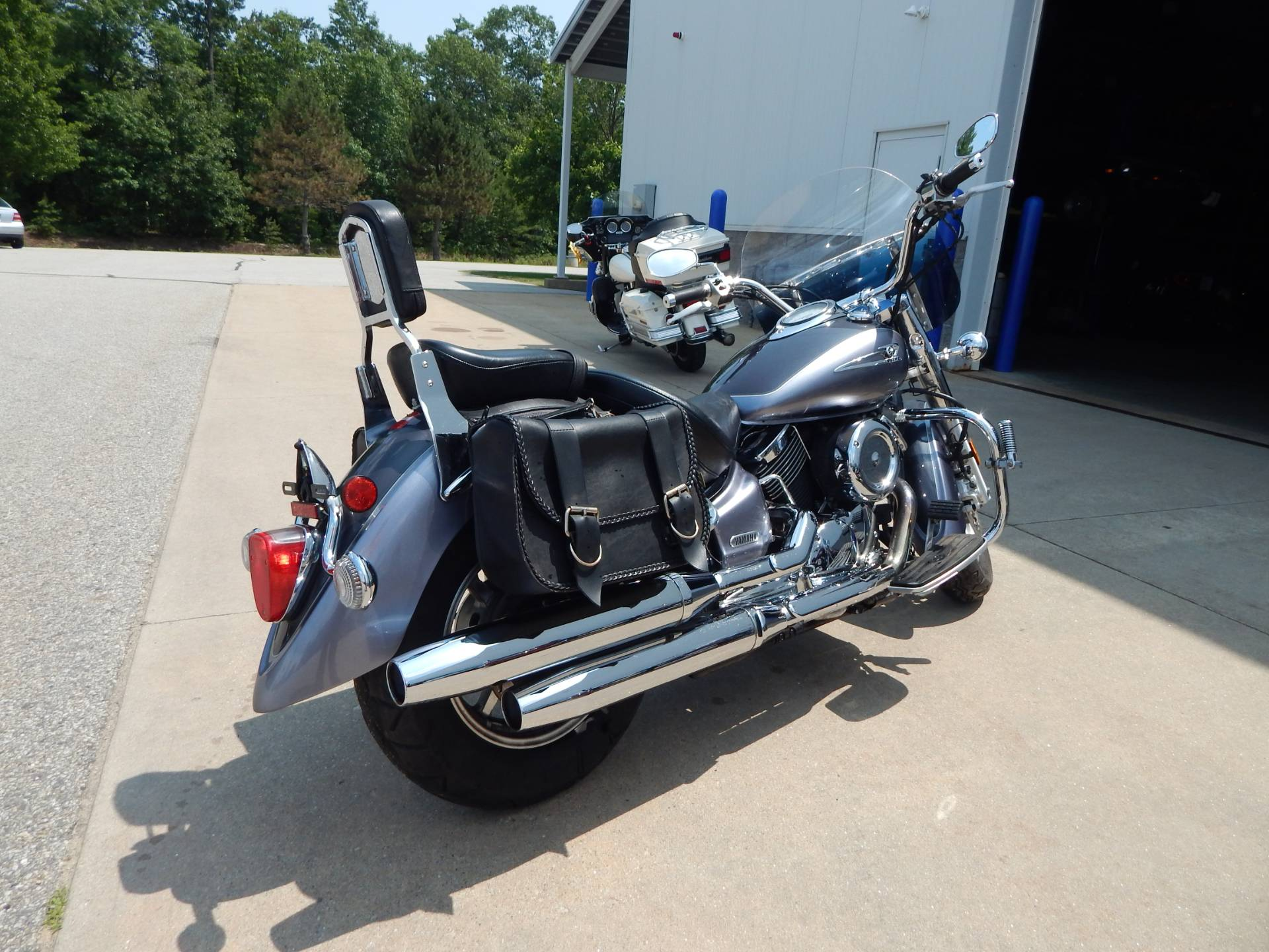 2006 Yamaha V Star® 1100 Classic in Concord, New Hampshire - Photo 3