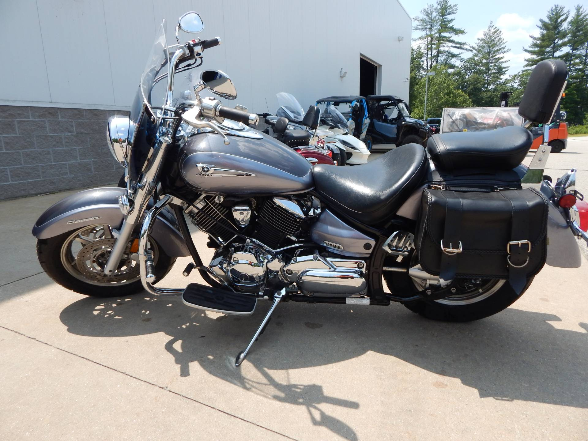 2006 Yamaha V Star® 1100 Classic in Concord, New Hampshire - Photo 5