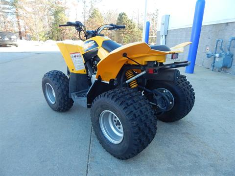 2012 Can-Am DS 70™ in Concord, New Hampshire