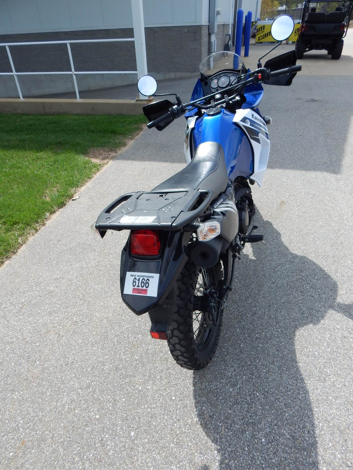 2012 Kawasaki KLR™ 650 in Concord, New Hampshire
