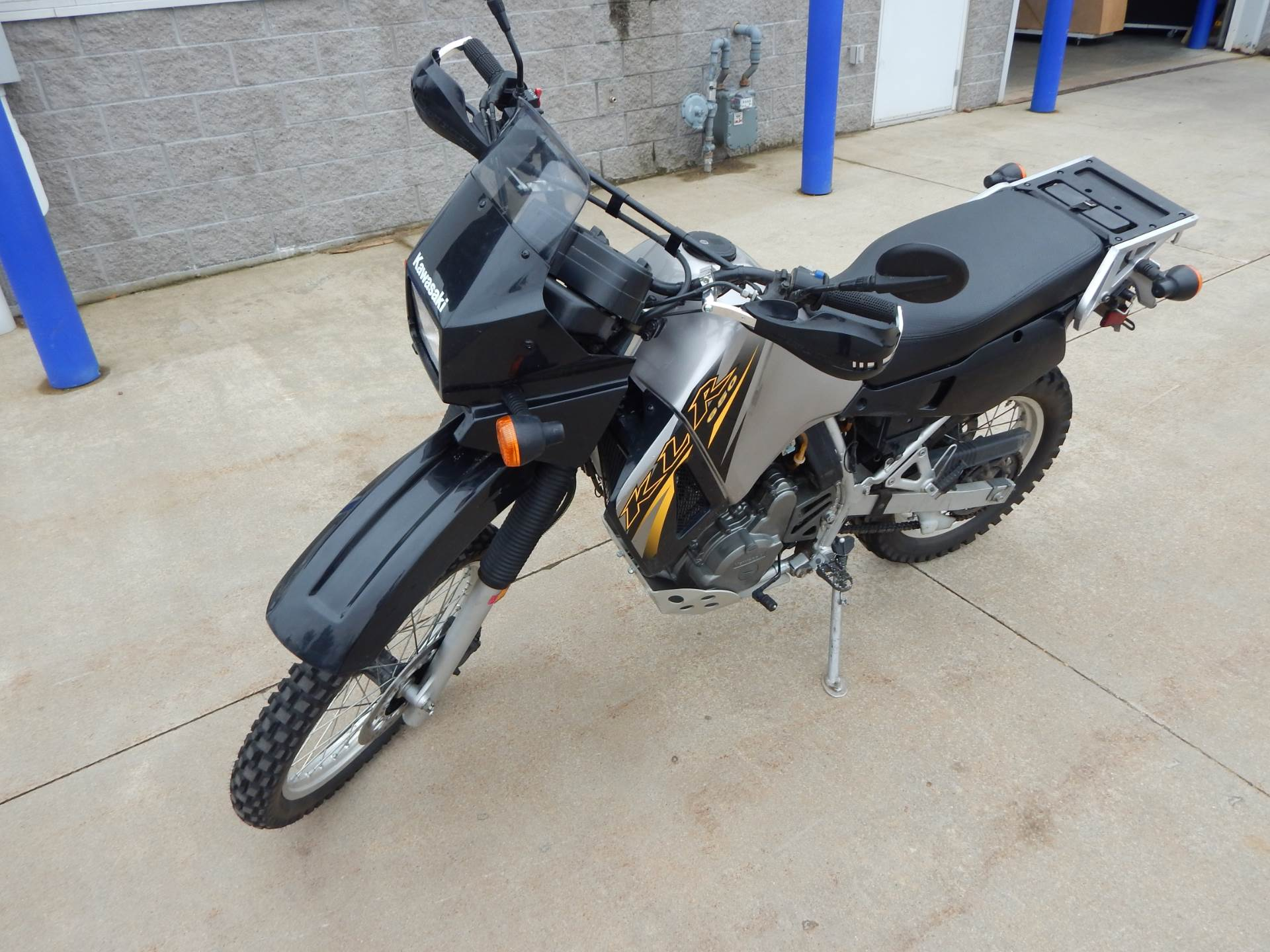 2007 Kawasaki KLR 650 in Concord, New Hampshire