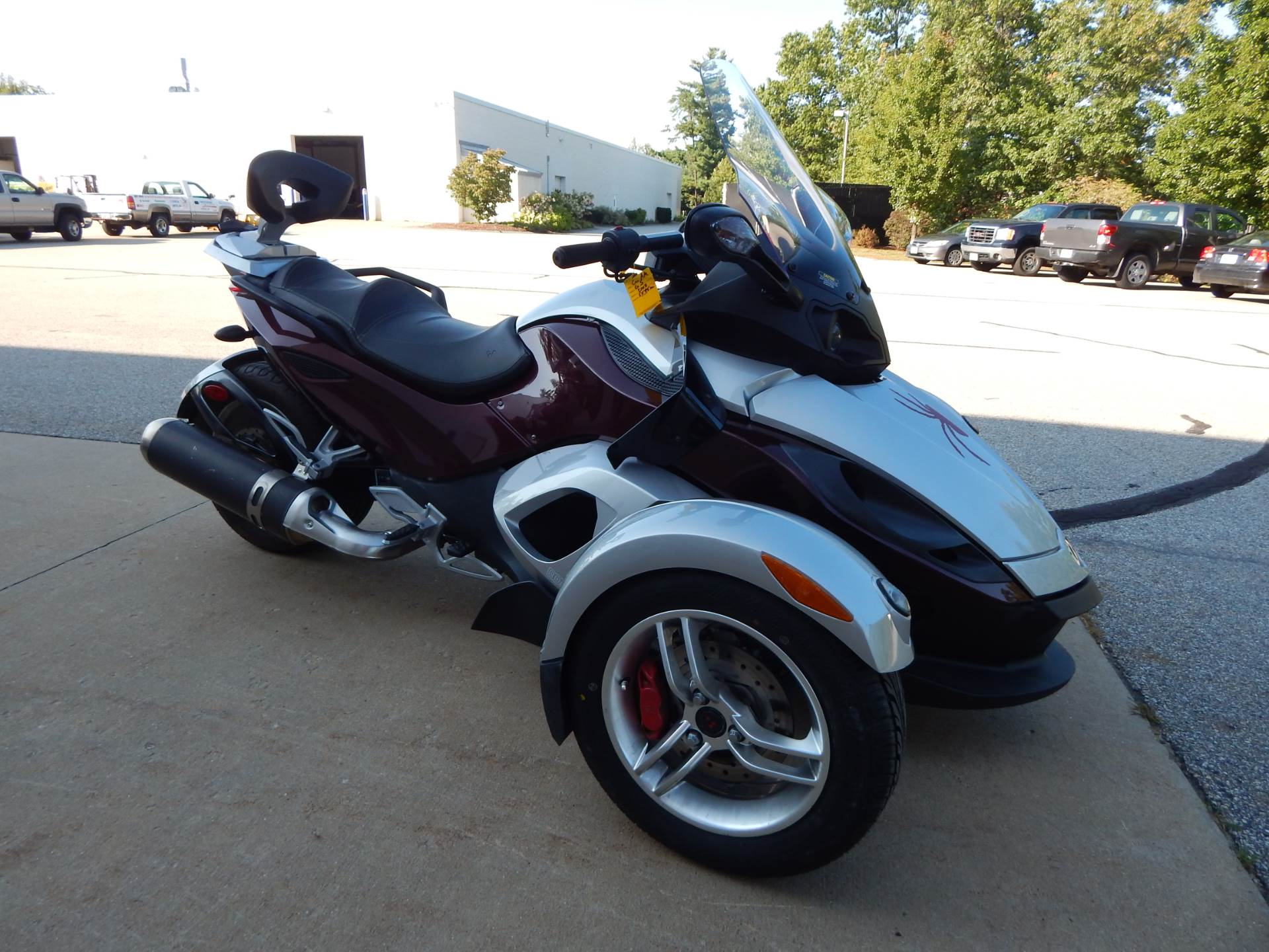 2008 Can-Am Spyder™ GS SM5 in Concord, New Hampshire