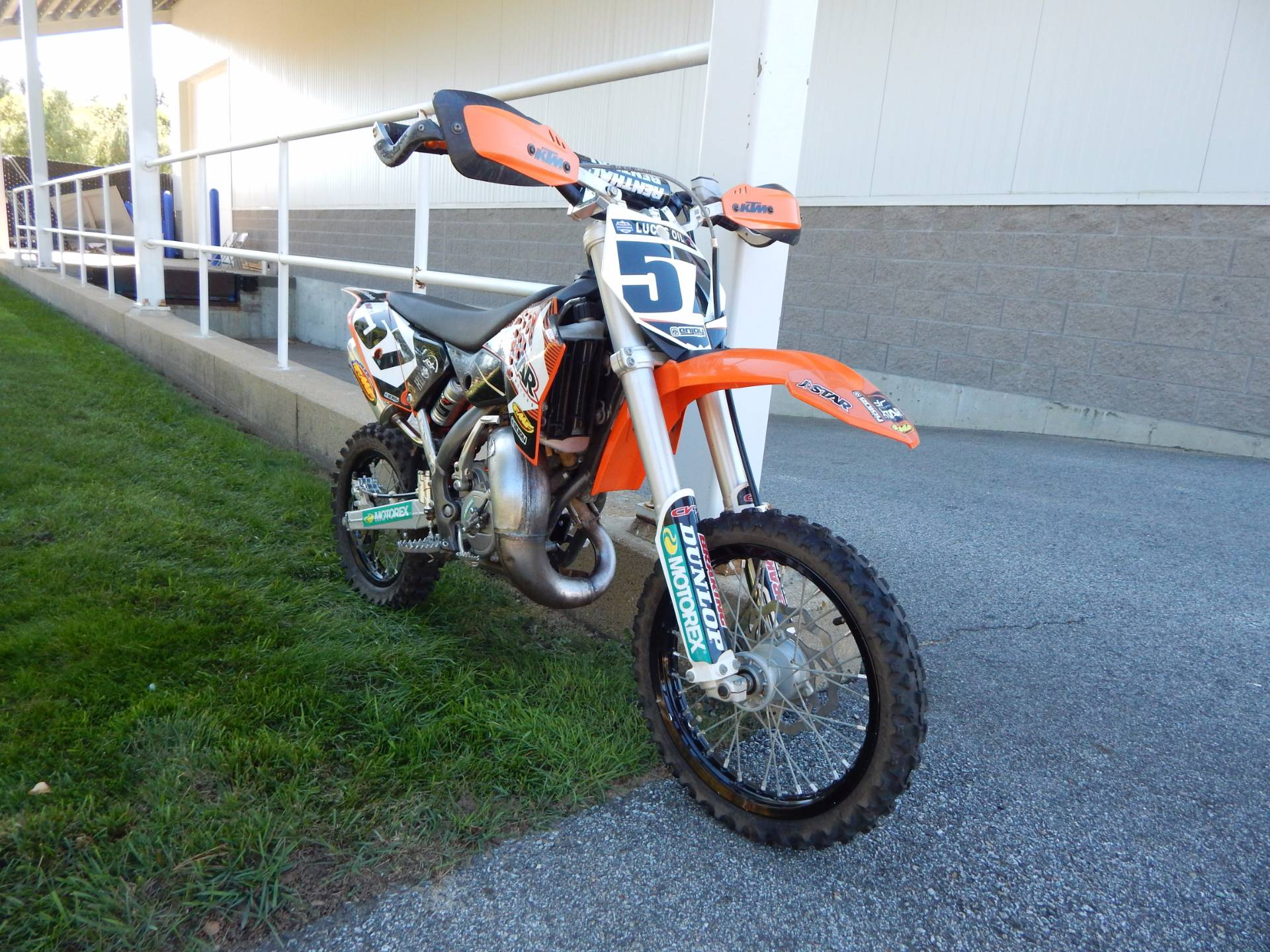 2014 KTM 65 SX in Concord, New Hampshire
