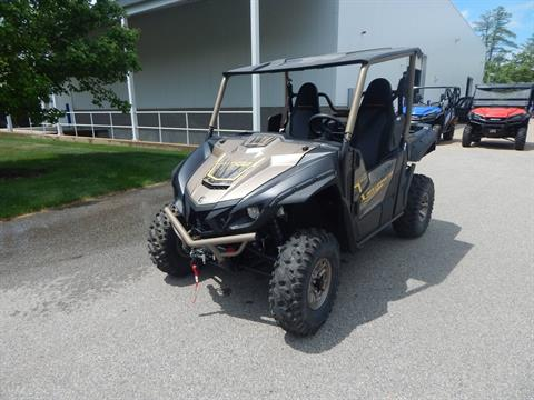 2020 Yamaha Wolverine X2 XT-R in Concord, New Hampshire - Photo 2