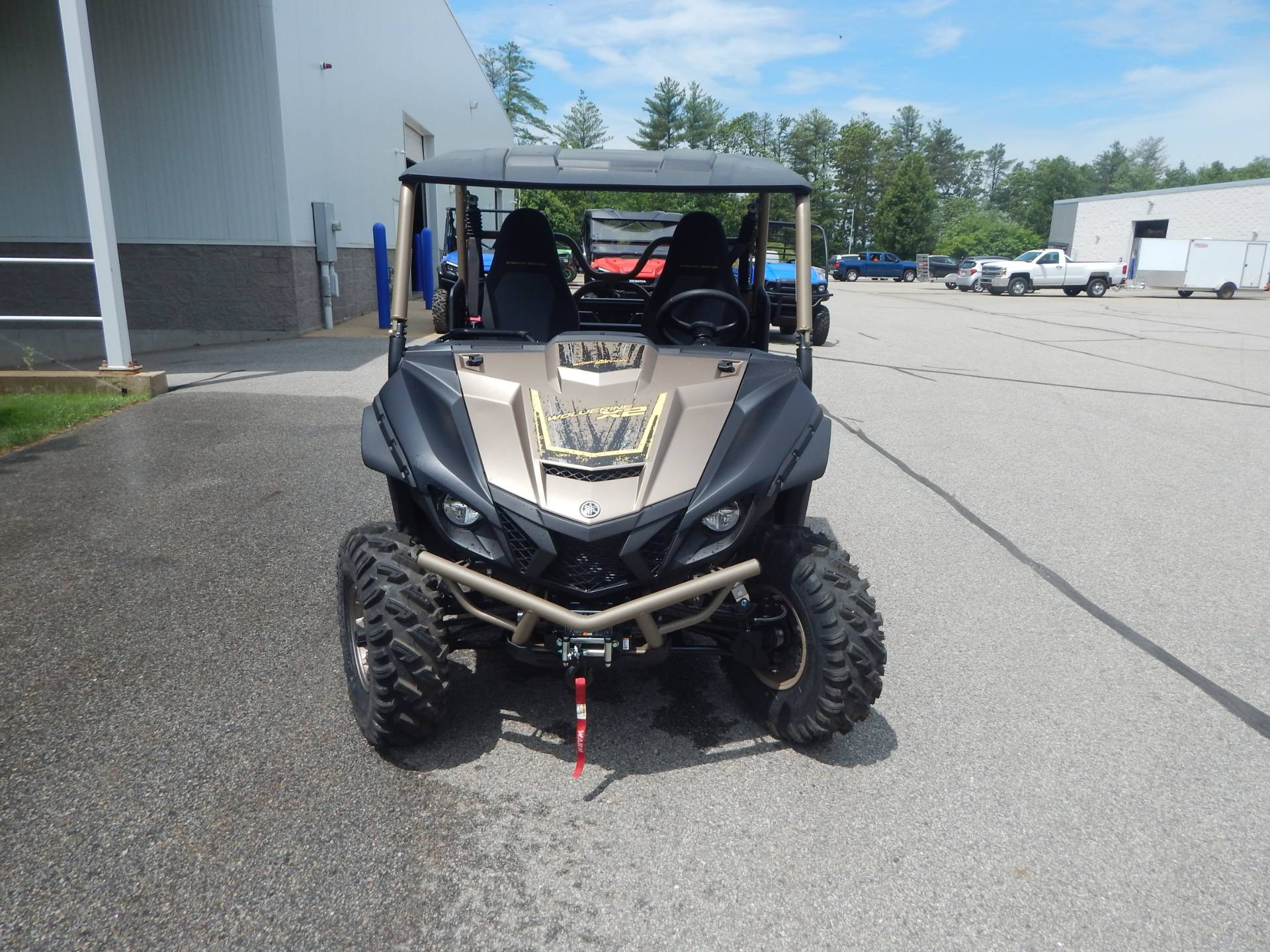 2020 Yamaha Wolverine X2 XT-R in Concord, New Hampshire - Photo 6