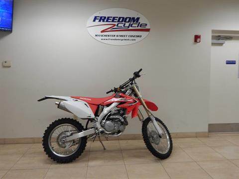2016 Honda CRF450X in Concord, New Hampshire