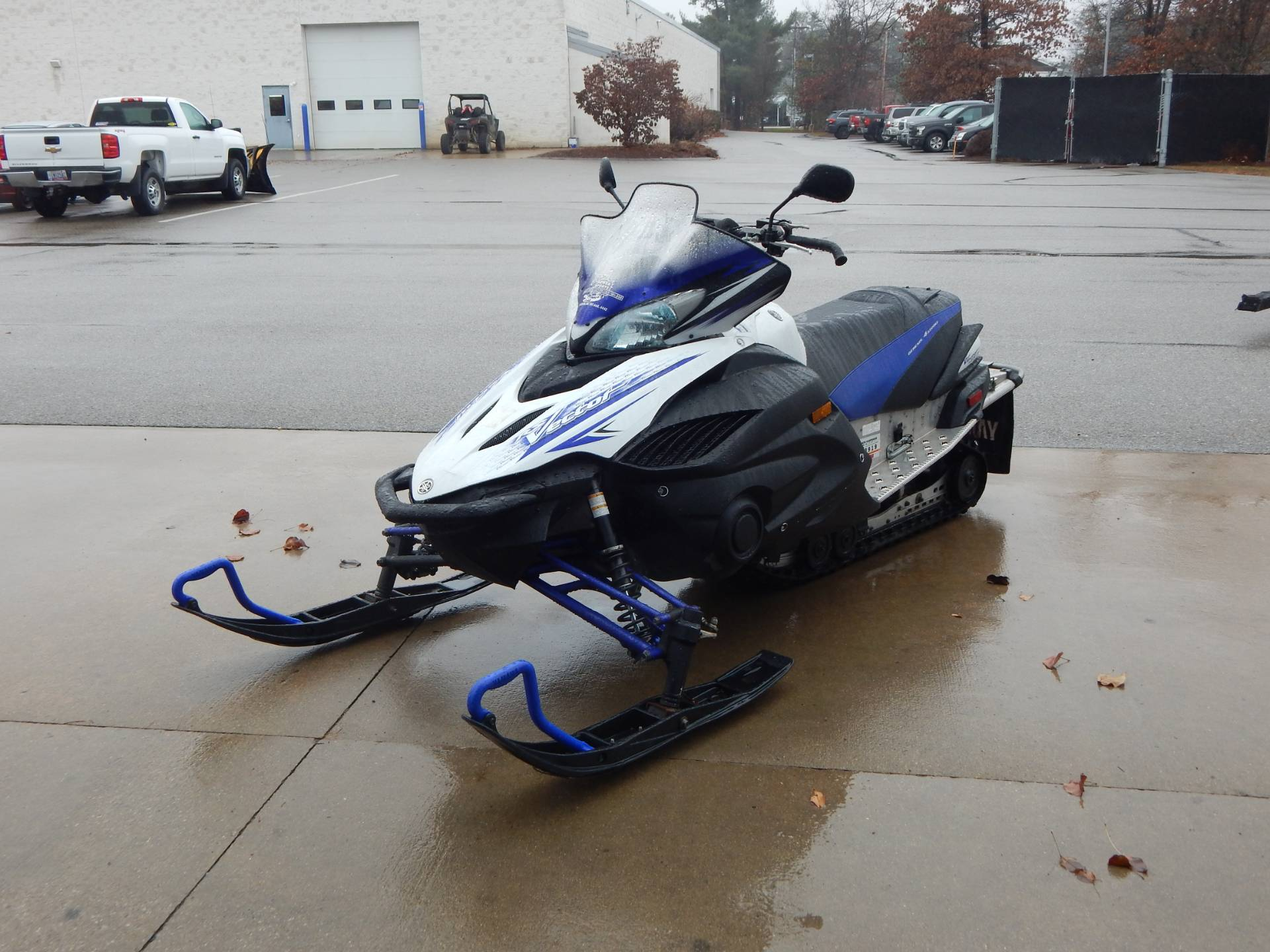 2009 Yamaha RS Vector LTX in Concord, New Hampshire - Photo 2