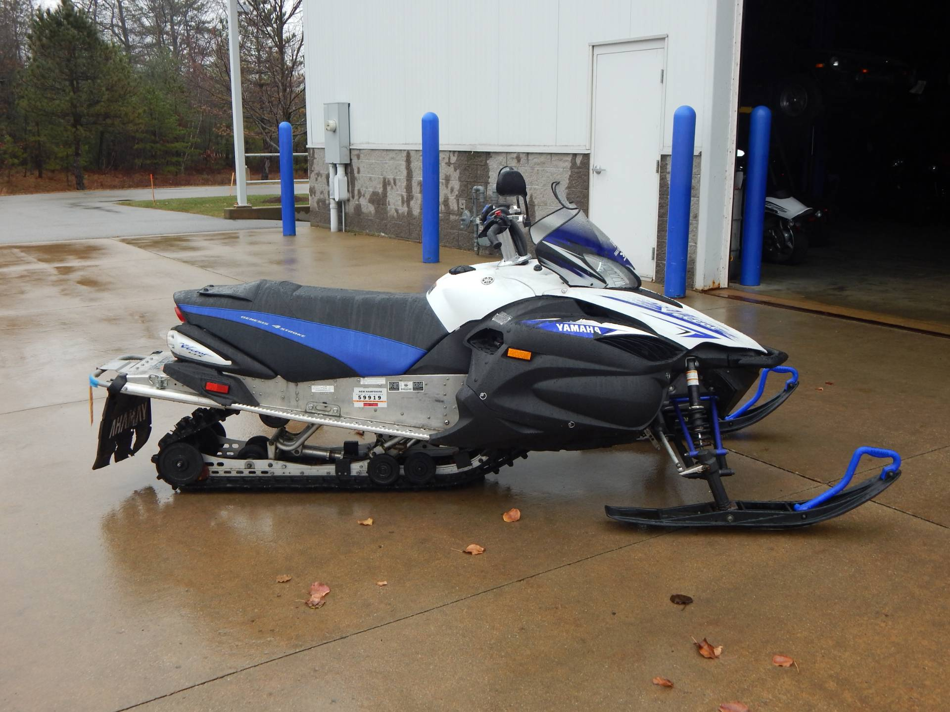 2009 Yamaha RS Vector LTX in Concord, New Hampshire - Photo 3