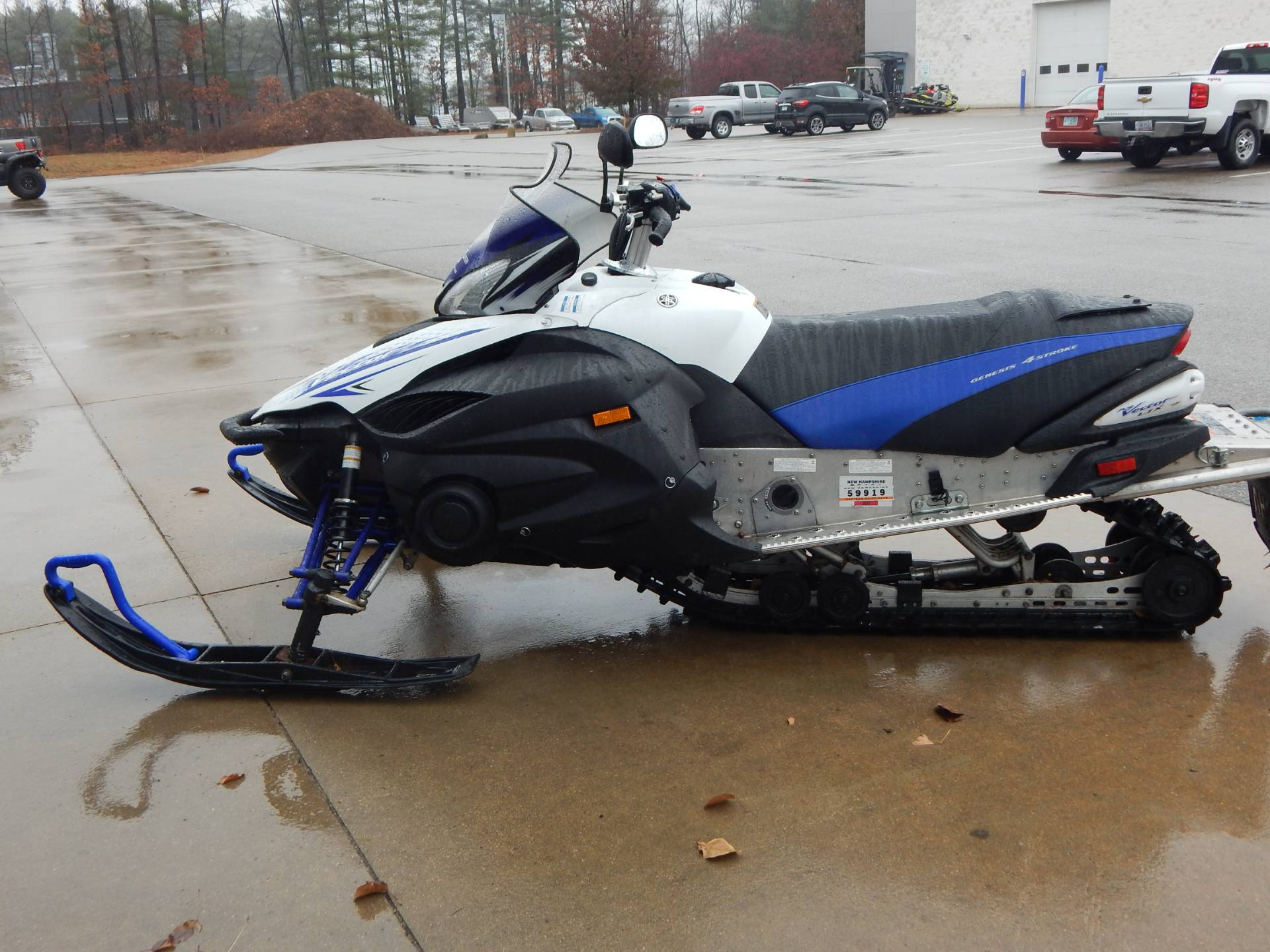 2009 Yamaha RS Vector LTX in Concord, New Hampshire - Photo 6