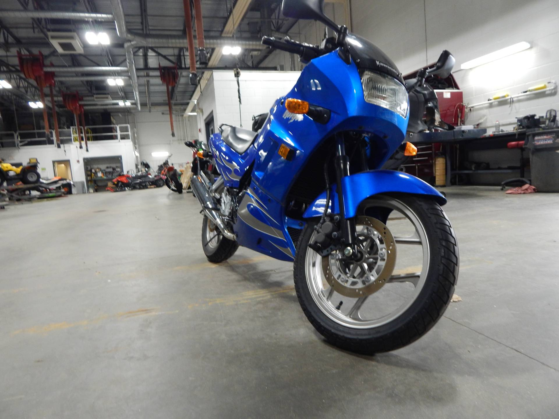 2007 Kawasaki Ninja® 250R in Concord, New Hampshire