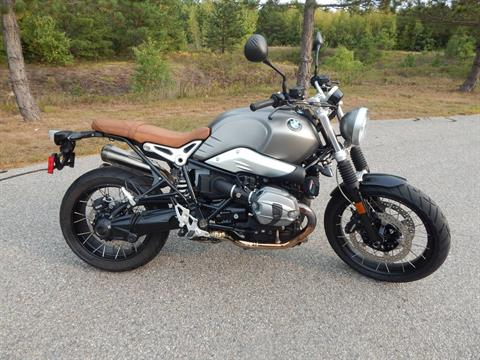 2017 BMW R nine T Scrambler in Concord, New Hampshire