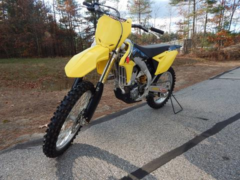 2016 Suzuki RM-Z450 in Concord, New Hampshire
