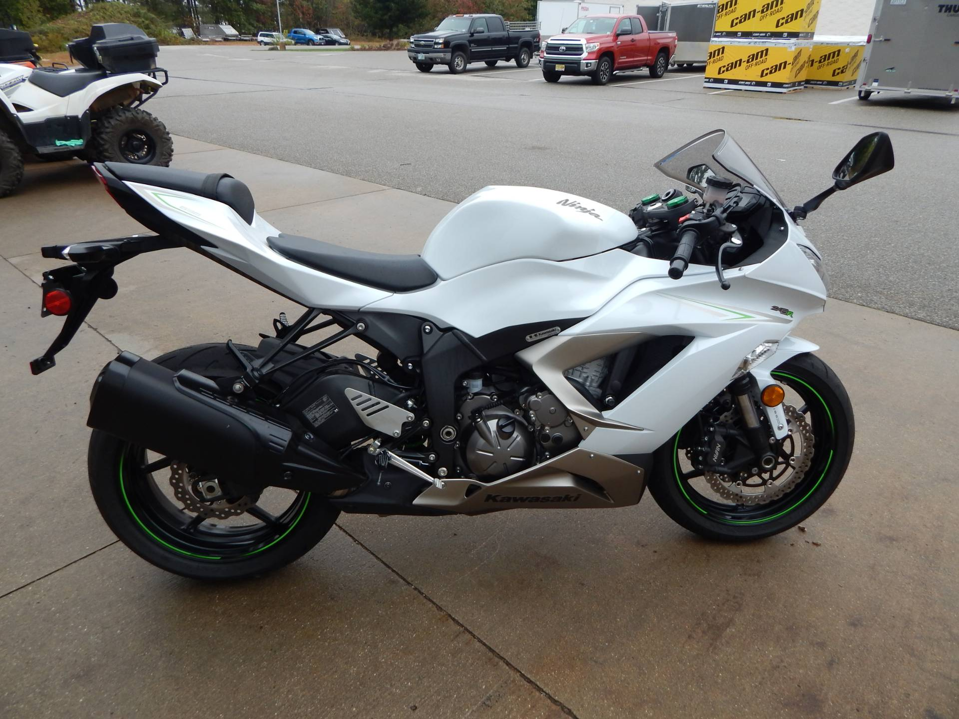 2017 Kawasaki Ninja ZX-6R in Concord, New Hampshire - Photo 1