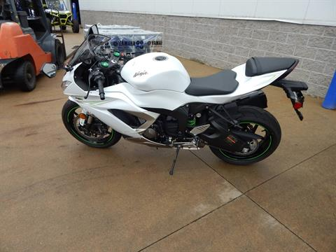 2017 Kawasaki Ninja ZX-6R in Concord, New Hampshire - Photo 2