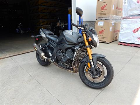 2012 Yamaha FZ8 in Concord, New Hampshire - Photo 1