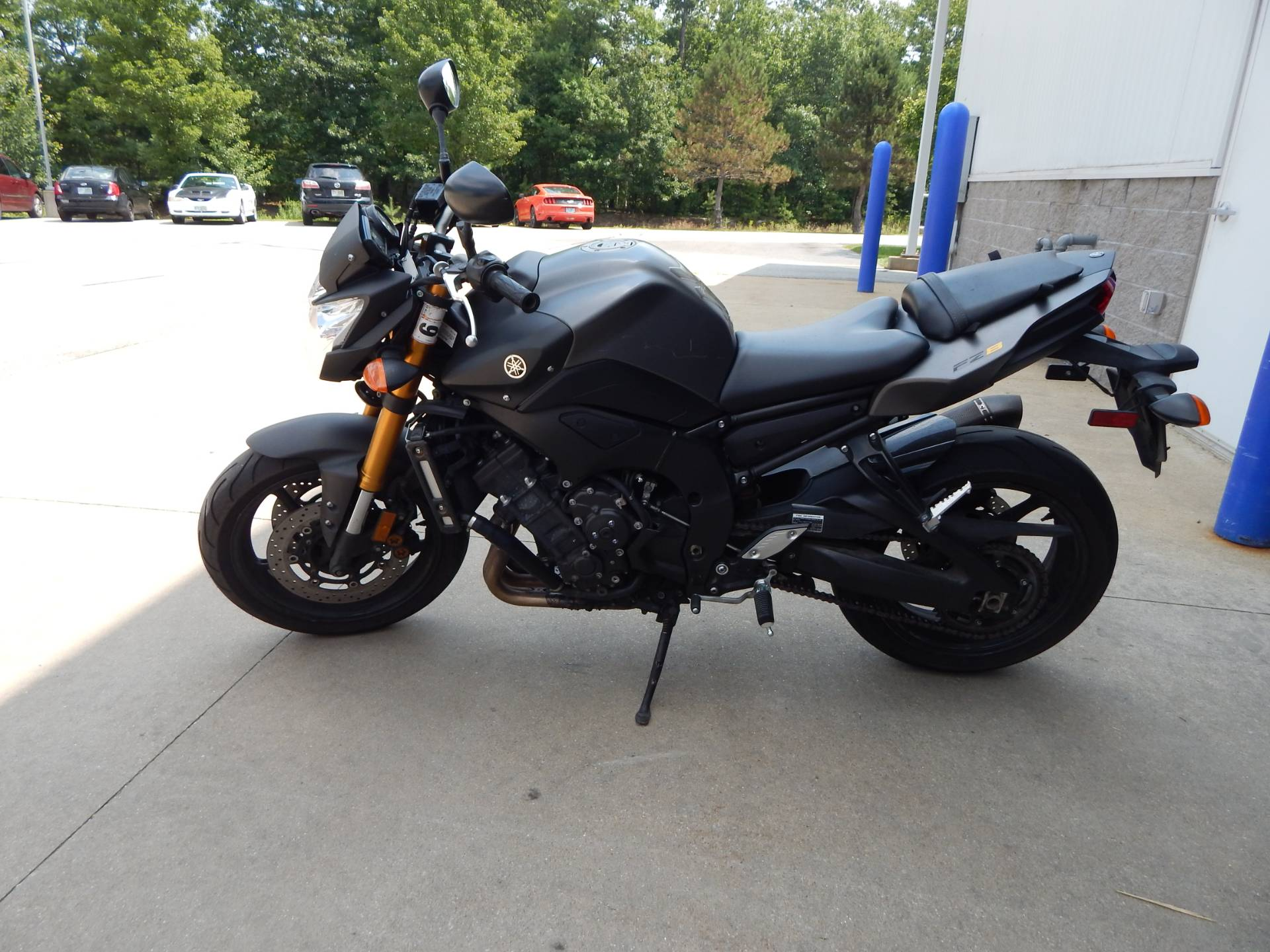 2012 Yamaha FZ8 in Concord, New Hampshire - Photo 5