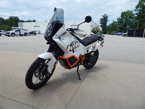 2013 KTM 990 Adventure Baja in Concord, New Hampshire