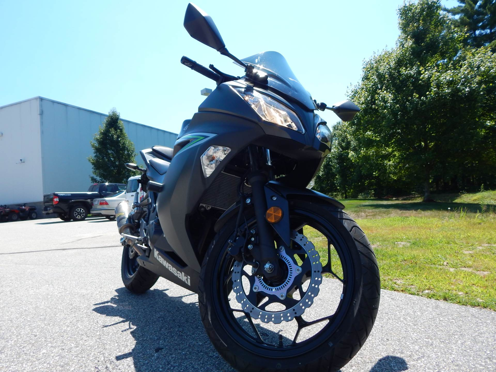 2016 Kawasaki Ninja 300 in Concord, New Hampshire - Photo 1