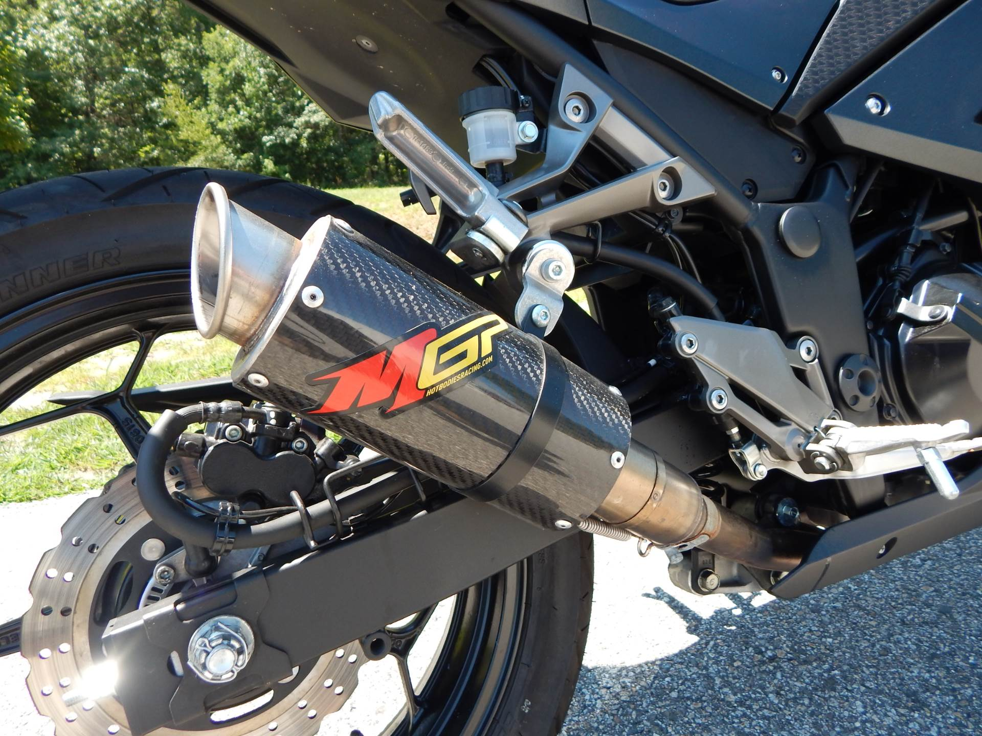 2016 Kawasaki Ninja 300 in Concord, New Hampshire - Photo 6