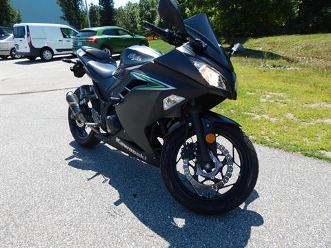 2016 Kawasaki Ninja 300 in Concord, New Hampshire - Photo 8