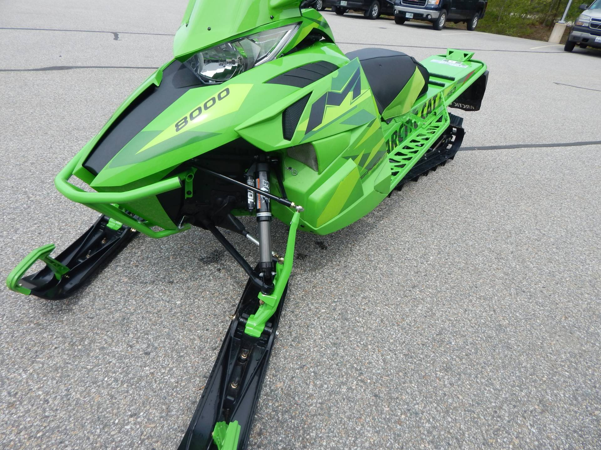 "2016 Arctic Cat M 8000 153"" Sno Pro in Concord, New Hampshire"