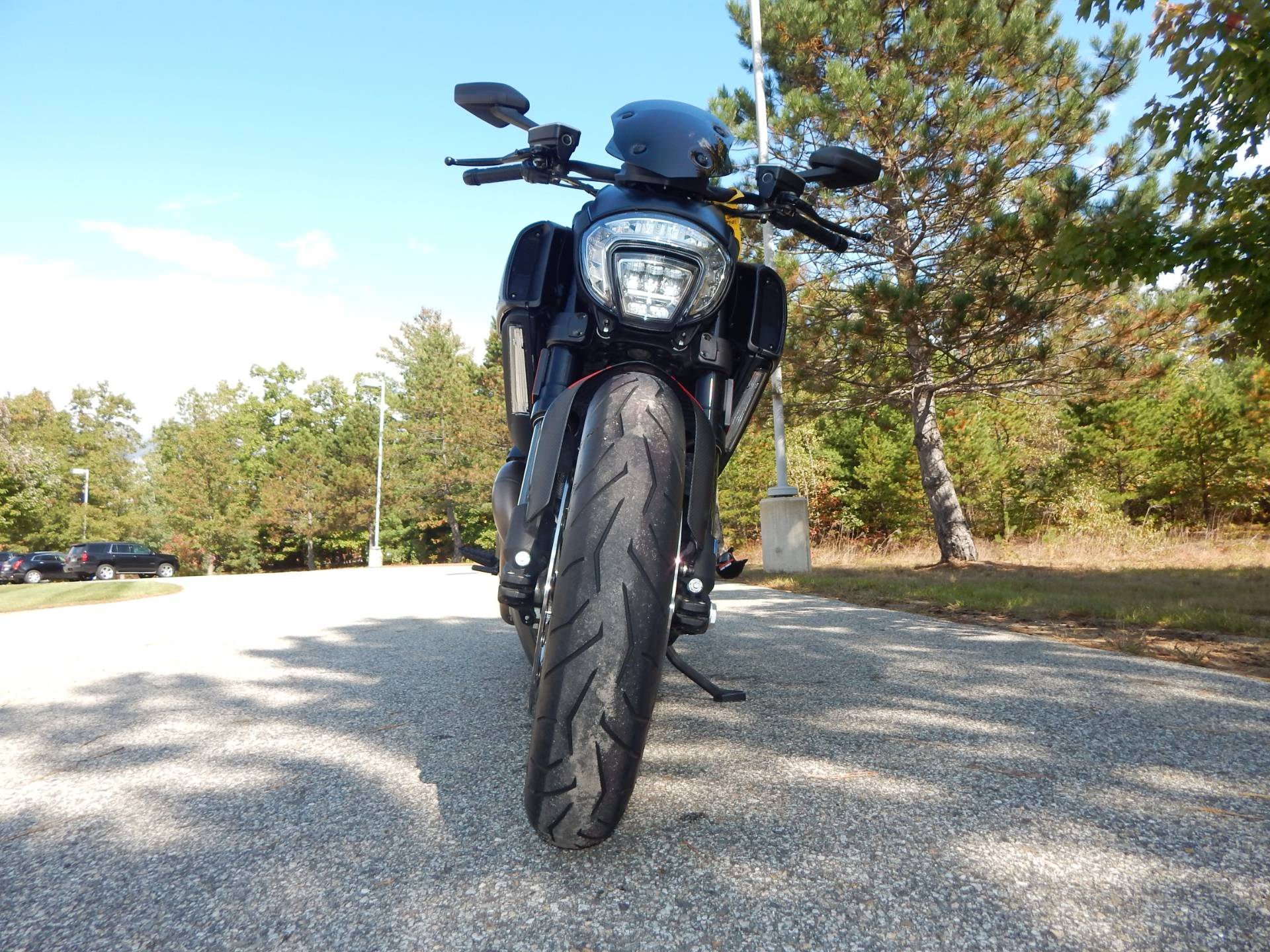 2015 Ducati Diavel Carbon in Concord, New Hampshire - Photo 2