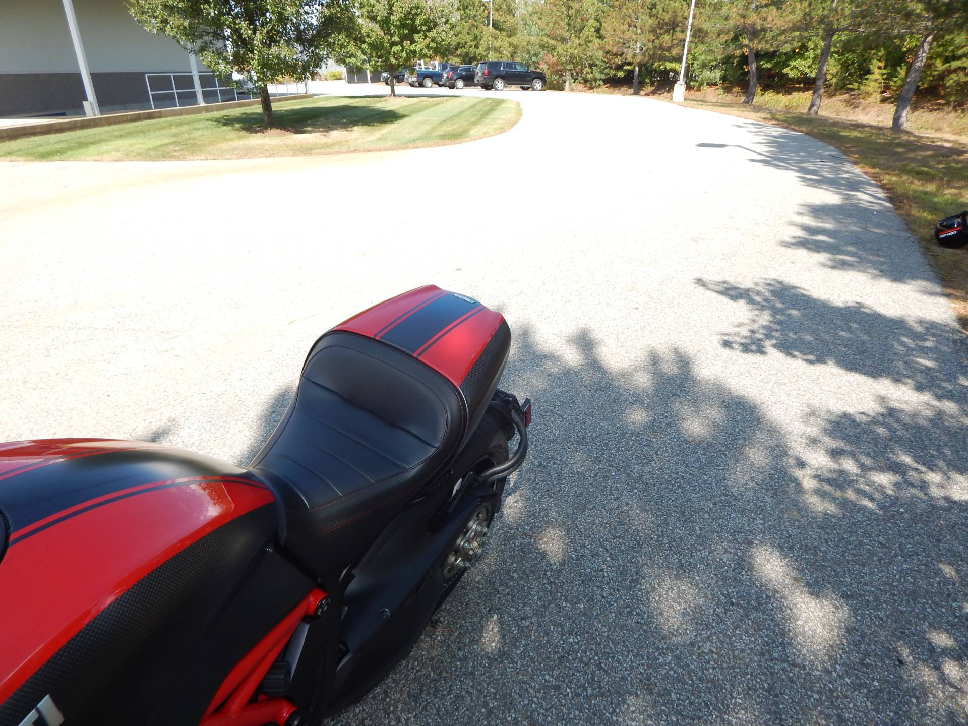 2015 Ducati Diavel Carbon in Concord, New Hampshire - Photo 10