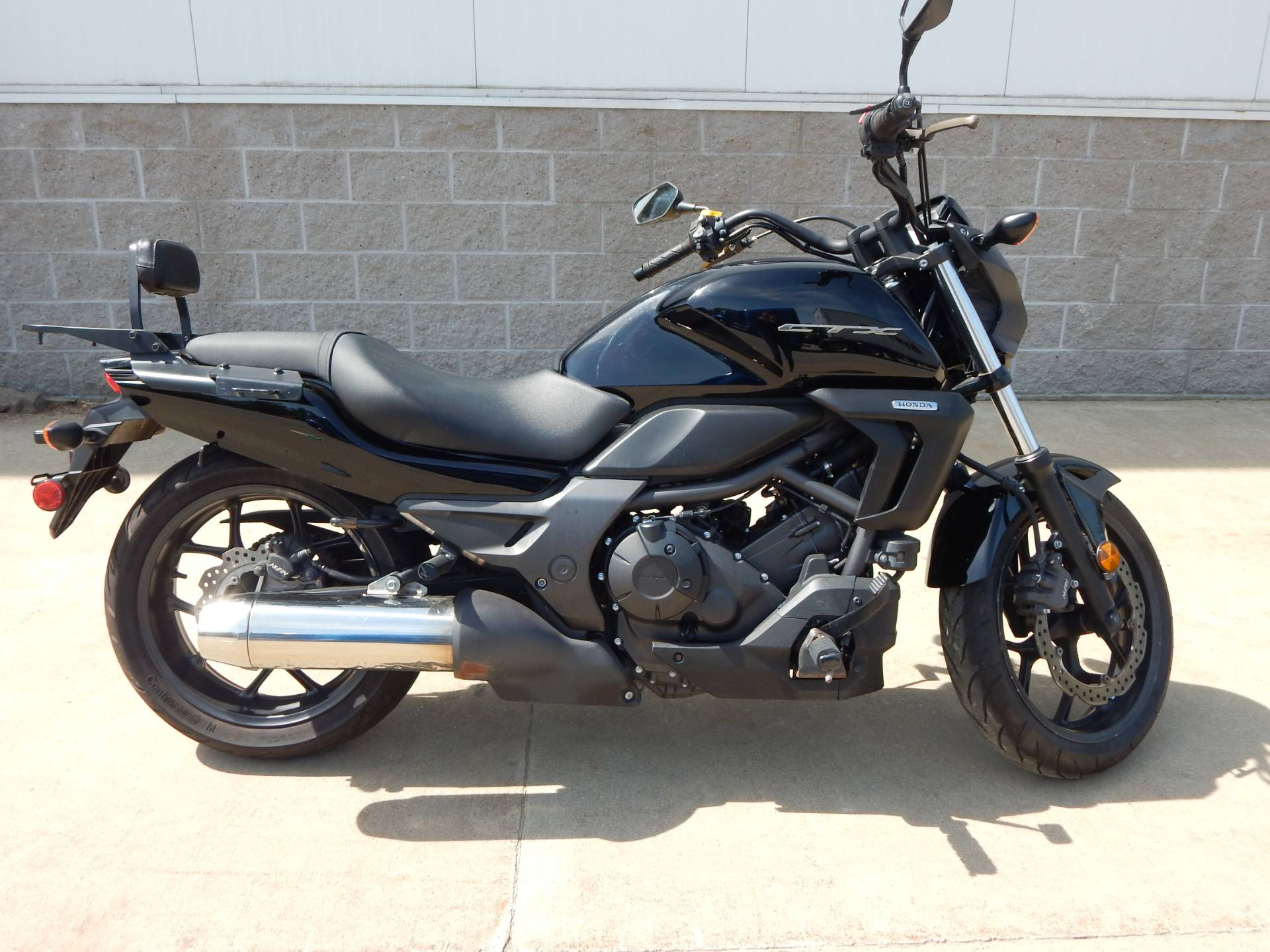 2014 Honda CTX®700N in Concord, New Hampshire - Photo 2