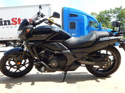 2014 Honda CTX®700N in Concord, New Hampshire - Photo 7