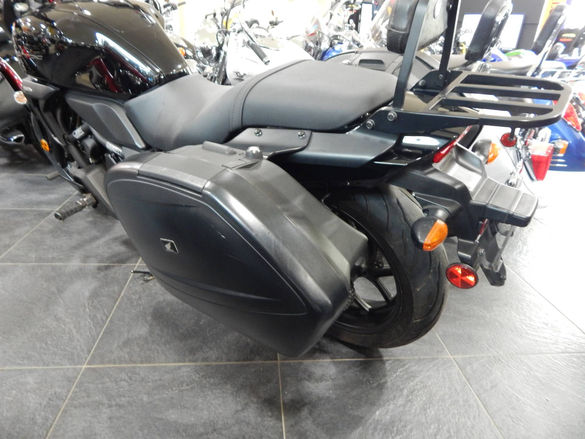 2014 Honda CTX®700N in Concord, New Hampshire - Photo 8