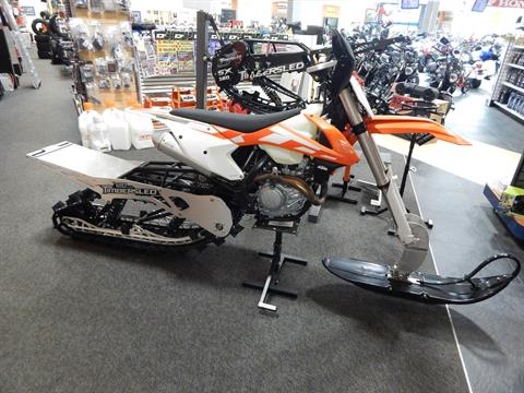2016 KTM 450 XC-F in Concord, New Hampshire