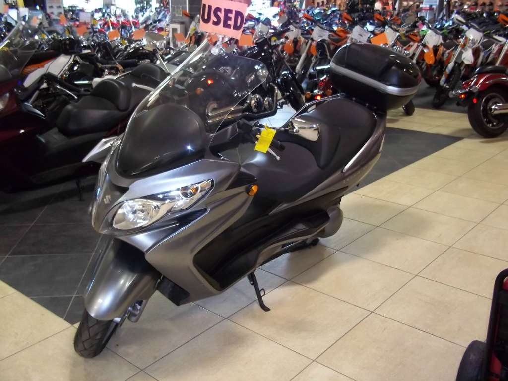 used 2011 suzuki burgman™ 400 abs scooters in concord, nh