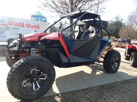 2016 Arctic Cat Wildcat X in Concord, New Hampshire