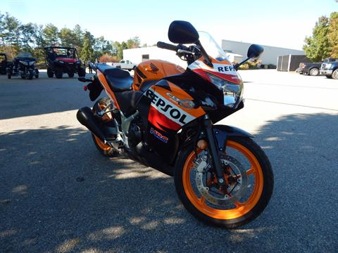 2013 Honda CBR®250R in Concord, New Hampshire