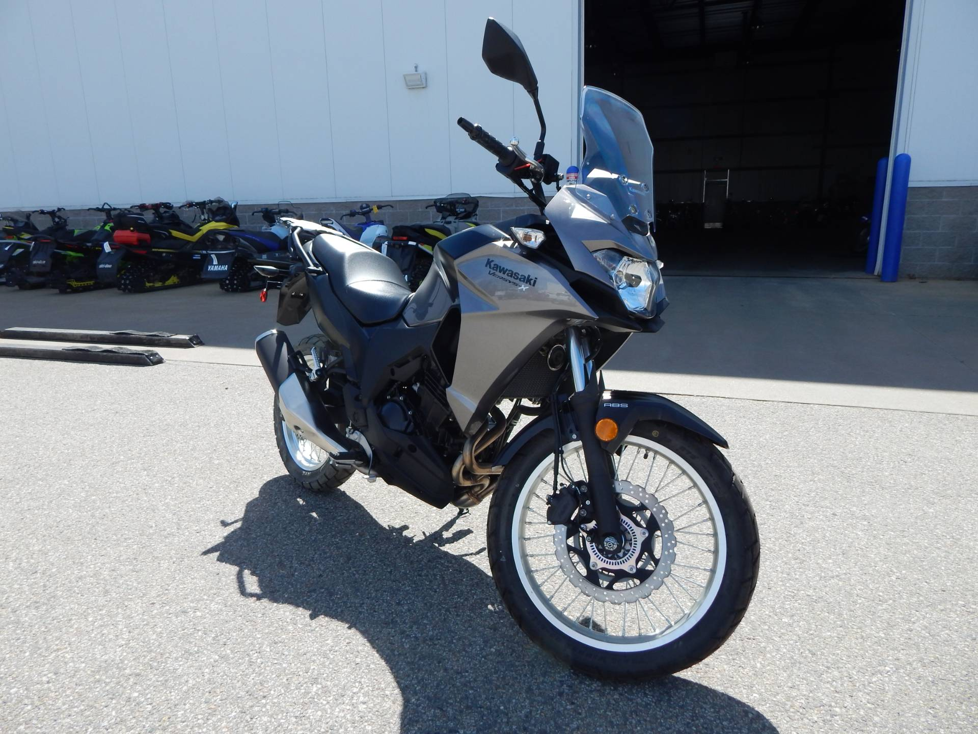 2017 Kawasaki Versys-X 300 ABS in Concord, New Hampshire - Photo 1
