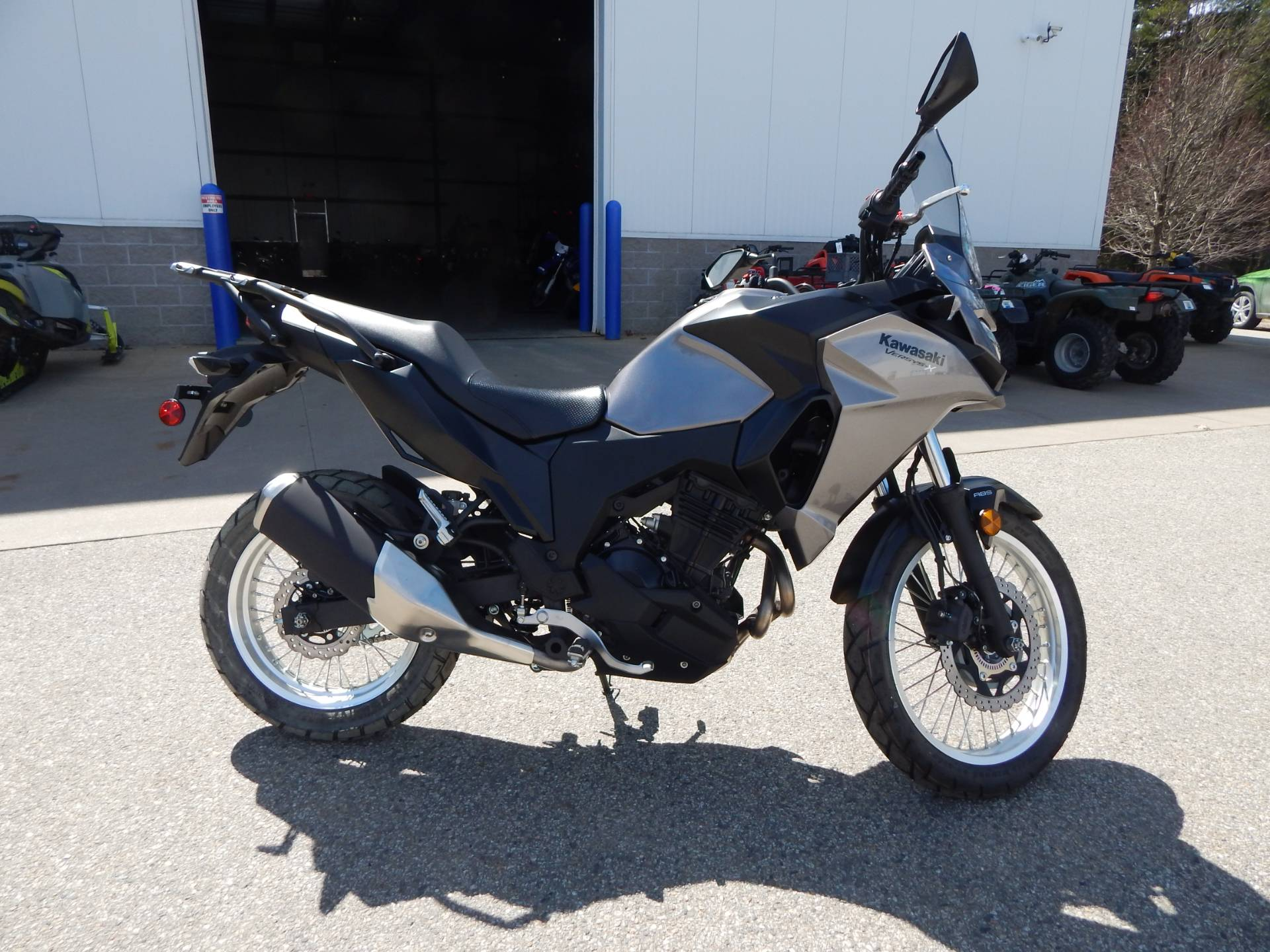 2017 Kawasaki Versys-X 300 ABS in Concord, New Hampshire - Photo 2