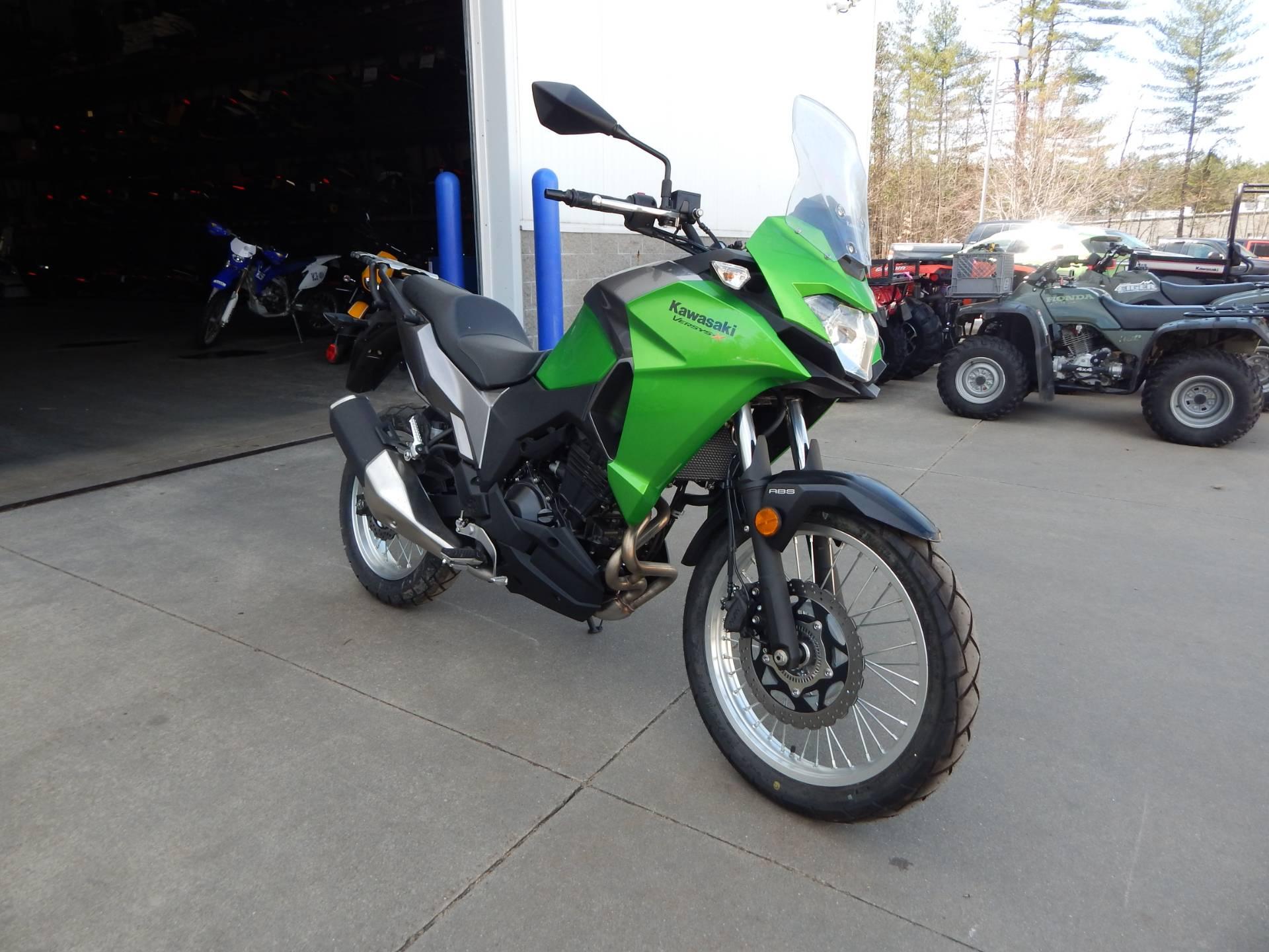 2017 Kawasaki Versys-X 300 ABS for sale 107419
