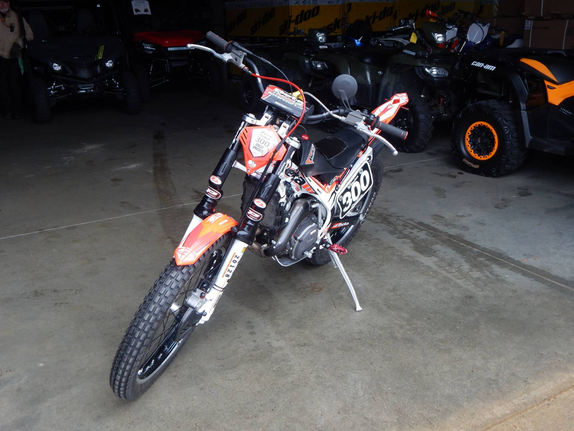Used 2015 Beta Evo 300 Sport Motorcycles In Concord  Nh