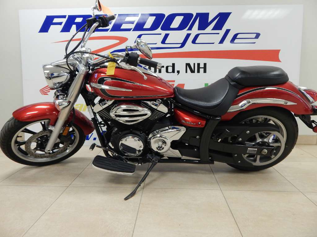 2012 Yamaha V Star 950  in Concord, New Hampshire