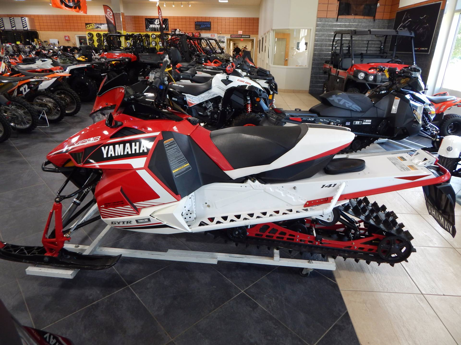 2016 Yamaha SRViper X-TX SE in Concord, New Hampshire