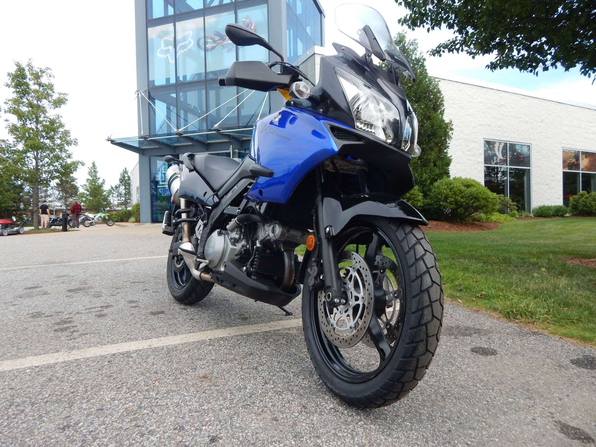 2007 Suzuki V-Strom® 1000 in Concord, New Hampshire - Photo 1