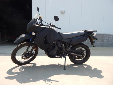 2012 Kawasaki KLR™650 in Concord, New Hampshire - Photo 1