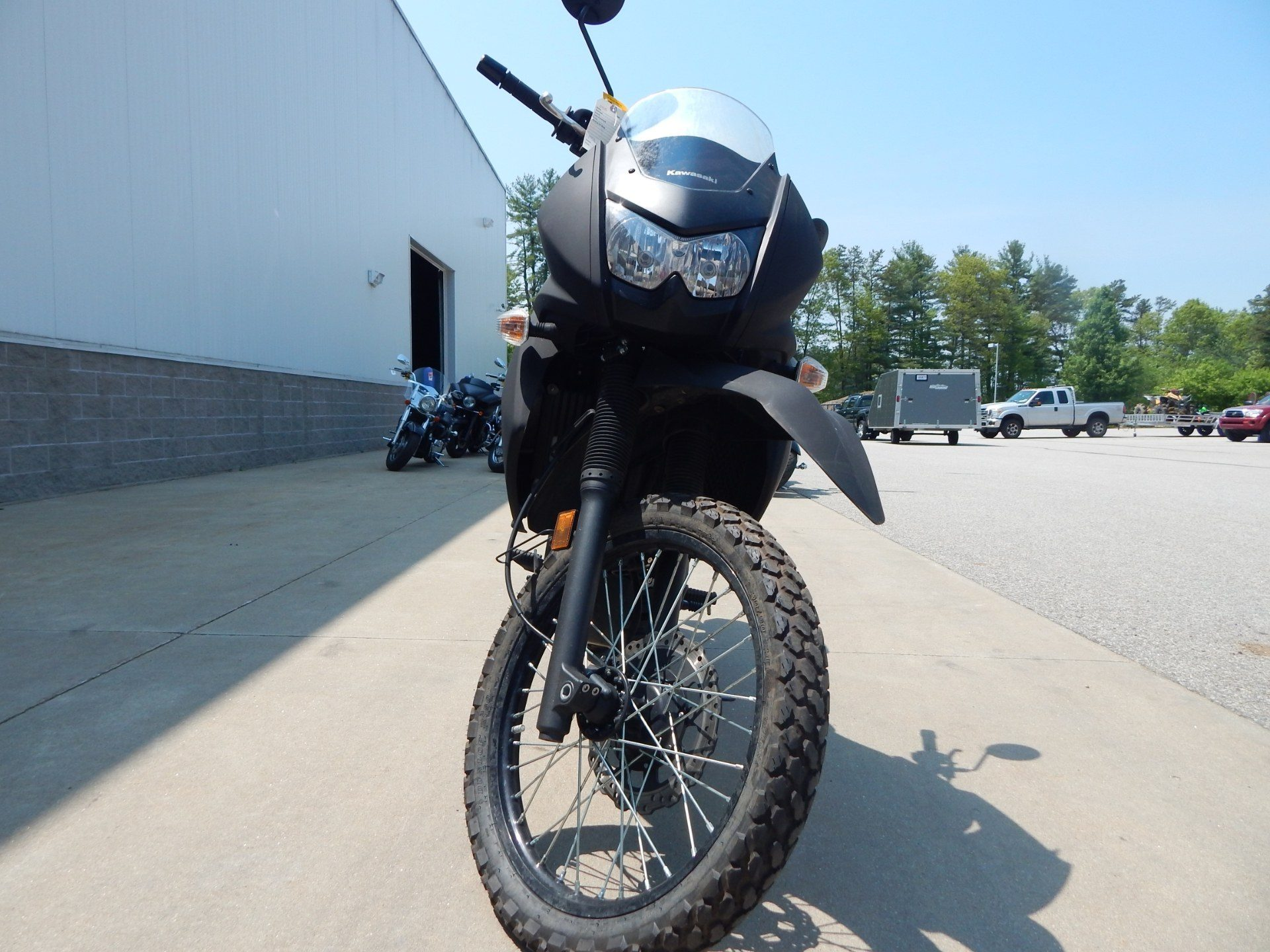 2012 Kawasaki KLR™650 in Concord, New Hampshire - Photo 3
