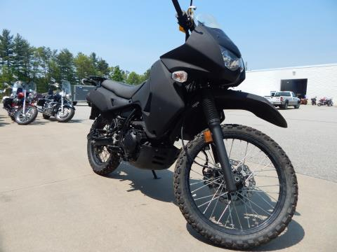 2012 Kawasaki KLR™650 in Concord, New Hampshire - Photo 4