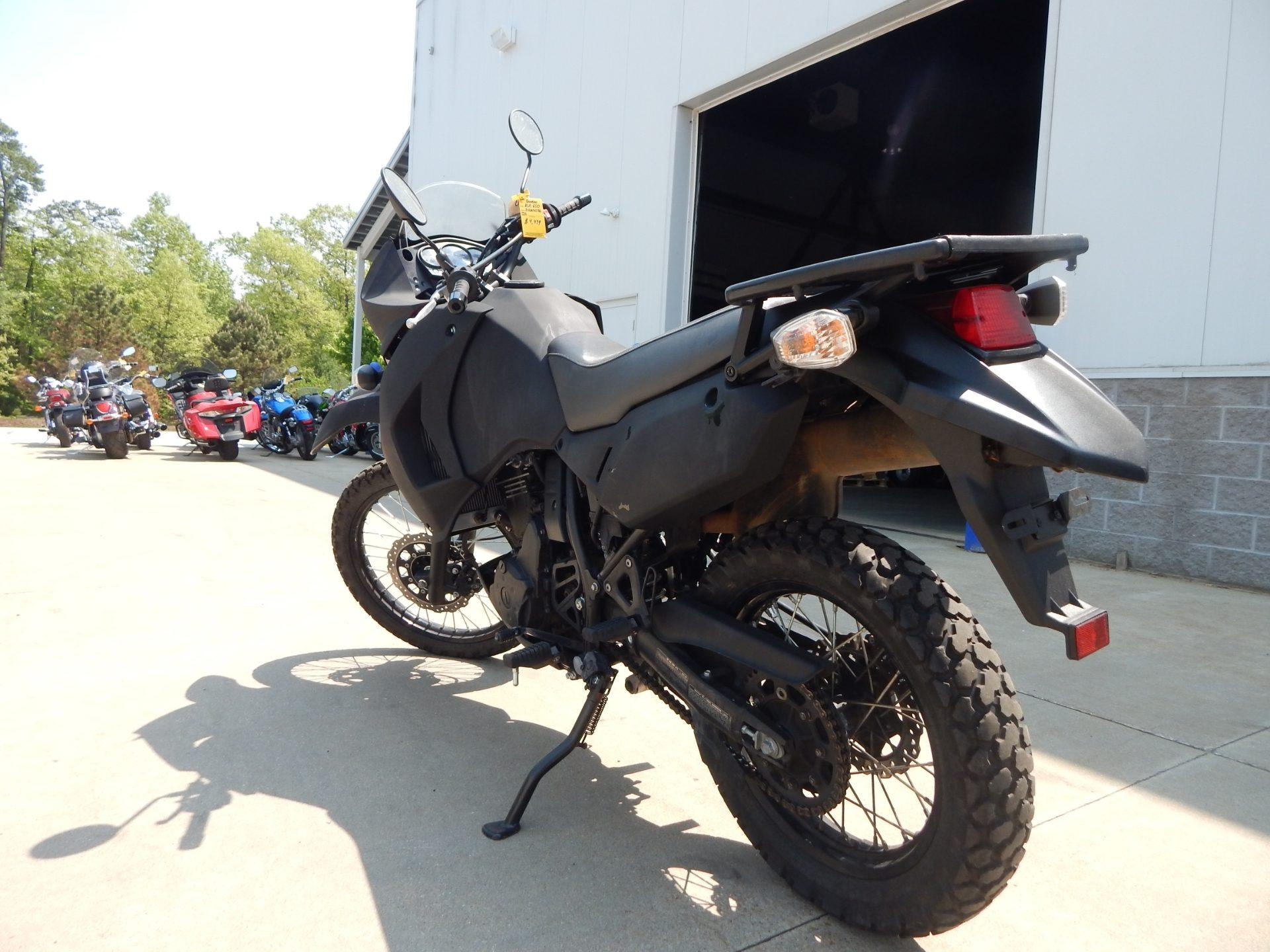 2012 Kawasaki KLR™650 in Concord, New Hampshire - Photo 8