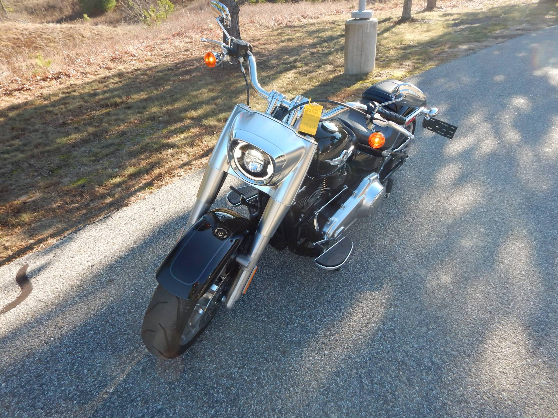 2018 Harley-Davidson Fat Boy® 114 in Concord, New Hampshire - Photo 4